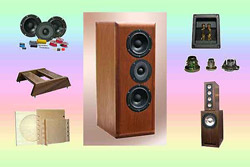 Loudspeaker Components And Speaker Kits For Diy Enthusiasts