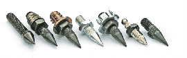 Assorted M8 Spikes