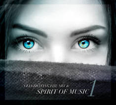 CD cover, Celebrating the Art and Spirit of Music Volume 1 sts6111124