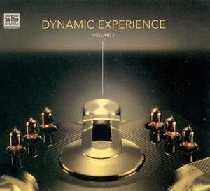 CD Cover Dynamic Experience Volume 3 sts6111126