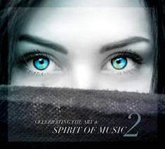 CD cover Celebrating the Art and Spirit of Music Volume 2 STS6111131