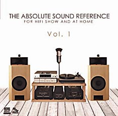 STS Digital Absolute Sound Reference Vol 1 CD STS6111142