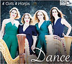 Audiophile Music CD 4 Girls 4 Harps STS6111172