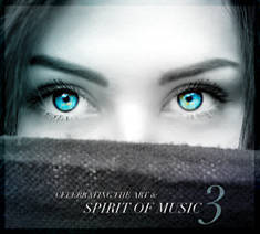 CD Cover, Celebrating the Art and Spirit of Music Volume 3 sts6111174